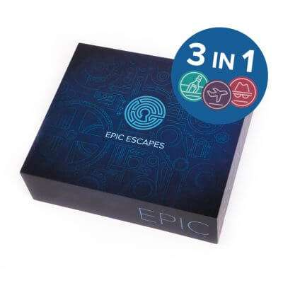 Epic Escapes Escape Room In A Box