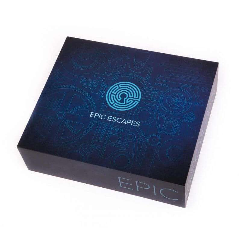 At Home Escape Room In A Box